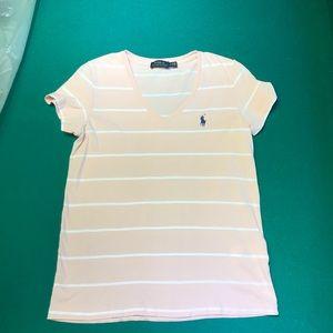 Juniors Ralph Lauren Pullover Shirt.